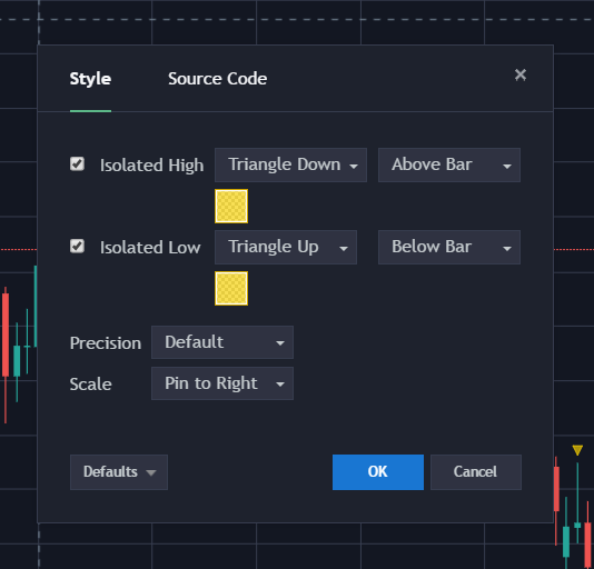 Configuring the Dynamic Price Pivots Indicator – Quantum Trading